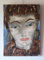 Mural Mujer